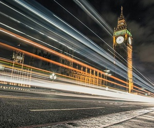 Big Ben, love it, and london image