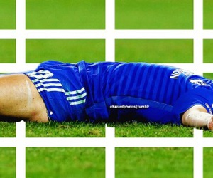 Chelsea, eden hazard, and perfect image