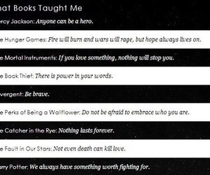 book, the book thief, and the catcher in the rye image