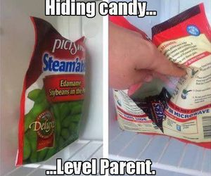 candy and funny image