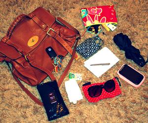 Alexa, bag, and college image