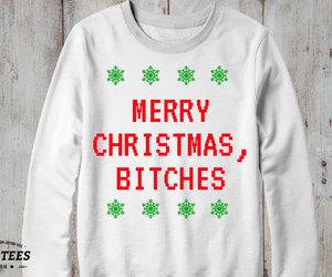 christmas, santa, and christmas shirt image