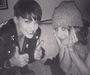 Kate Moennig and ruby rose image