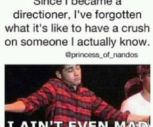 one direction, zayn malik, and crush image