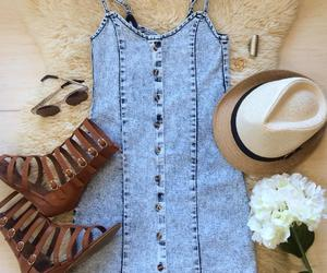 accessories, beach, and boutique image