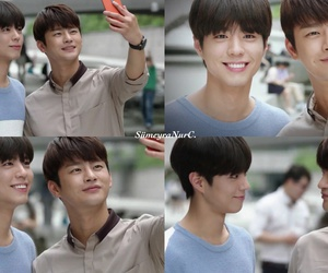 brother, seo in guk, and park bo gum image
