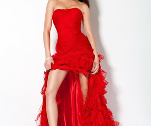 red party dresses image