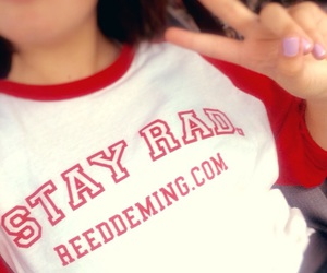 stay rad, reed deming, and boysofsummer image