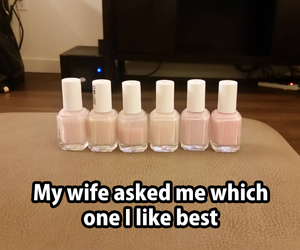 funny, wife, and lol image