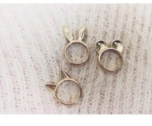 rings, cute, and cat image
