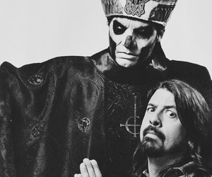 band, dave grohl, and ghost image