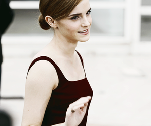 emma watson, fashion, and harry potter image