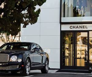 car, chanel, and luxury image