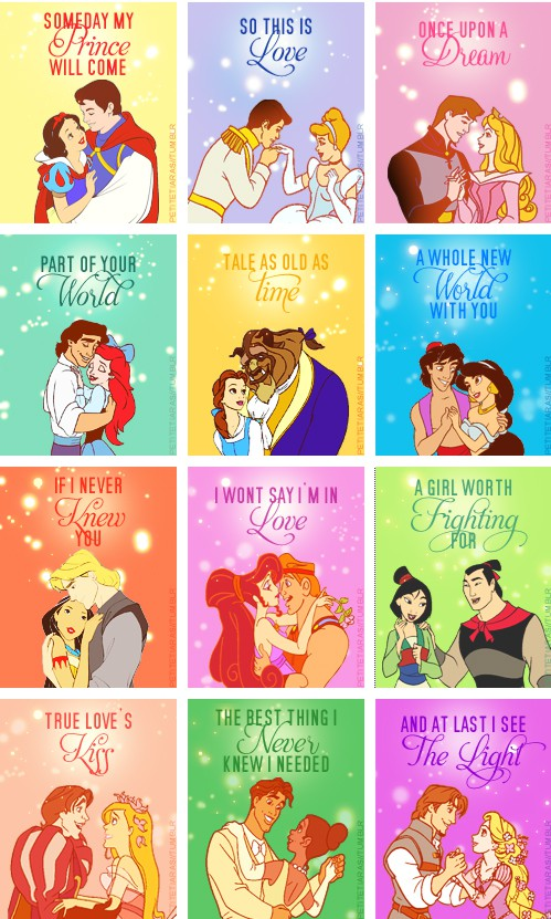 Disney 3 Yay For On We Heart It