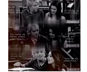 austin & ally, raura, and austin and ally image