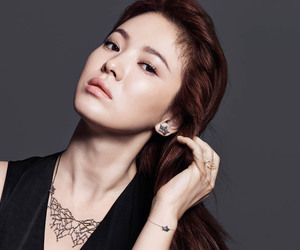 song hye kyo, korean actress, and kactress image