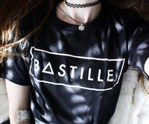 bastille, grunge, and black image