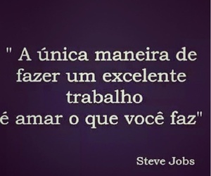 trabalho, words, and frases image