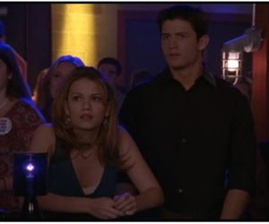 nathan scott, one tree hill, and haley james scott image
