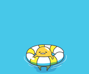 wallpaper and gudetama image