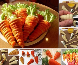 carrot, food, and diy image