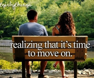 girly, quotes, and move on image