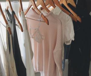 closet, girl, and fashion image