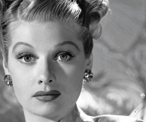 1940s and Lucille Ball image