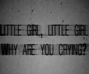 sad, cry, and crying image