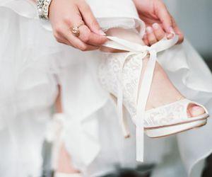 beautiful, feminine, and shoes image