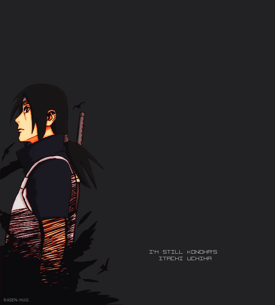 image about quote in itachi uchiha by tobi likes turtles