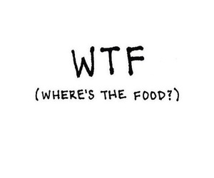 food, wtf, and love image