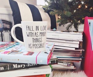 book and cup image