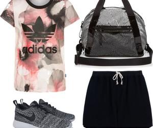 adidas, black, and grey image