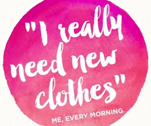 clothes, me, and morning image