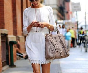 olivia palermo and fashion outfit image