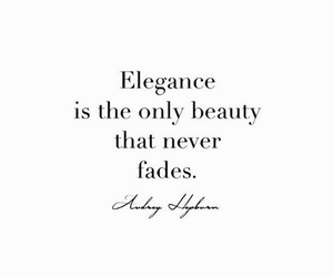 quotes, elegance, and beauty image