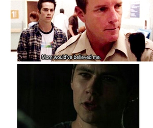 believe, teen wolf, and sheriff image
