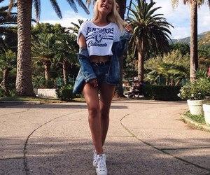 california, fashion, and summer image