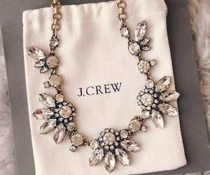 fashion, necklace, and J.Crew image