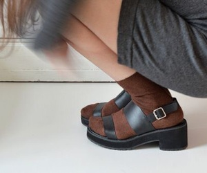 black, brown, and design image