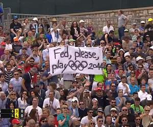 dork, funny, and federer image
