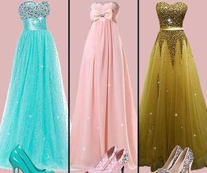 prom dress, women fashion, and ericdress reviews image