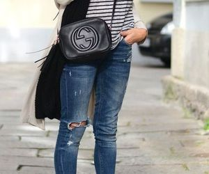 autumn, outfits, and urban style image