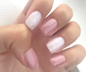 beautiful, nails, and girls image