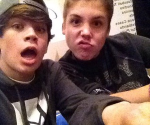 matthew espinosa, hayes grier, and boys image