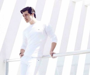 cagatay ulusoy and white image