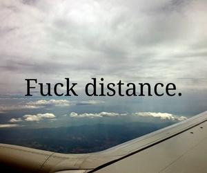 boyfriend, couple, and distance image