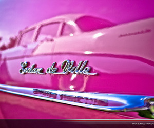 barbie, car, and vintage image