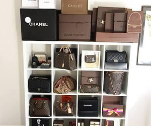 bags, closet, and Italian Girl image